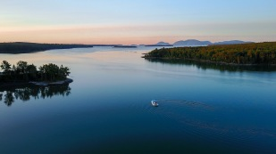 Acadia National Park region close-by.