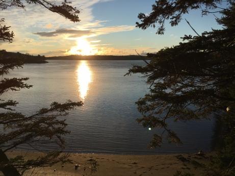 Enjoy some amazing sunrises.